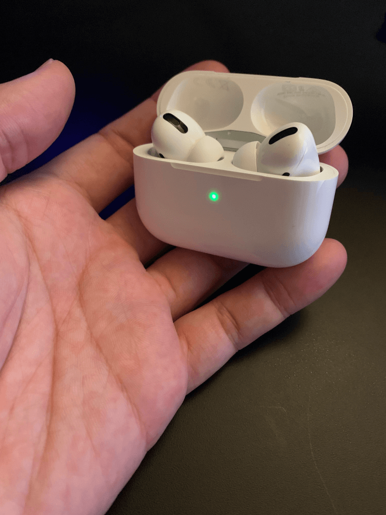 Apple AirPods Pro 外観